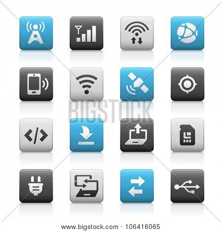 Web and Mobile Icons 6 // Matte Series