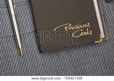 Case For Business Cards