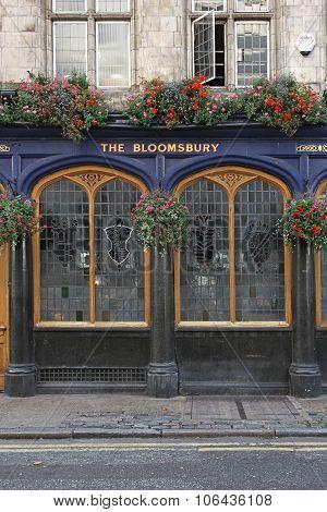 Bloomsbury Pub