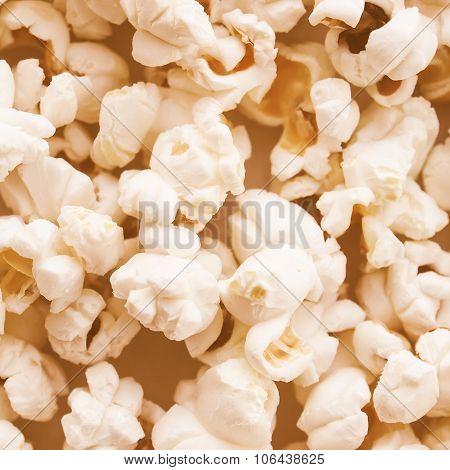 Retro Looking Pop Corn