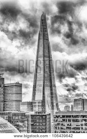 Shard London Bridge, Iconic Skyscraper In The London Skyline