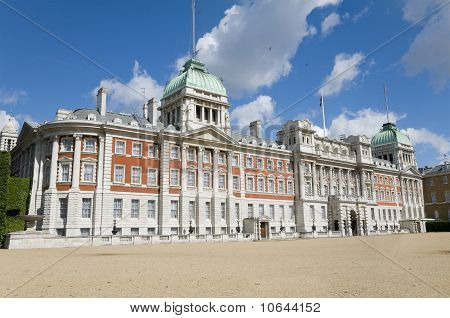 The Old Admiralty Building, London