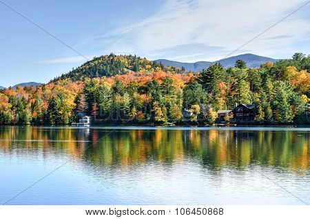 Adirondacks Fall Foliage, New York