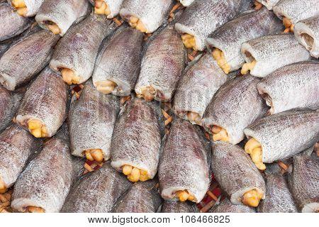 Dried Gourami Fish