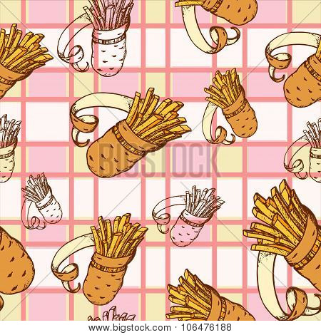 Pattern Fries