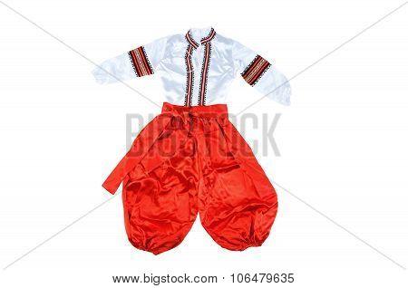 Cossack National Ukrainian Costume.
