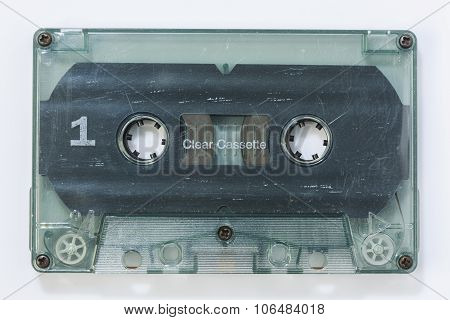 Old Dirty Cassette Tape