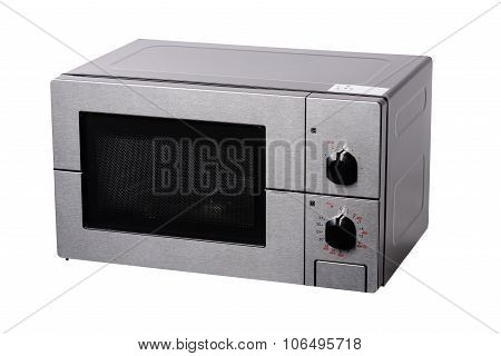 Metallic Covered Microwave