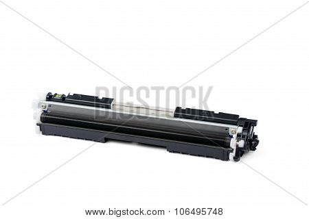Black Color Laser Printer Toner Cartridge