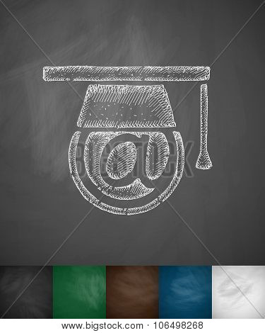 internet education icon