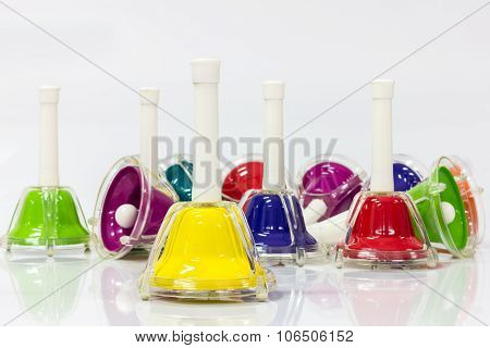 Colorful Hand Bell