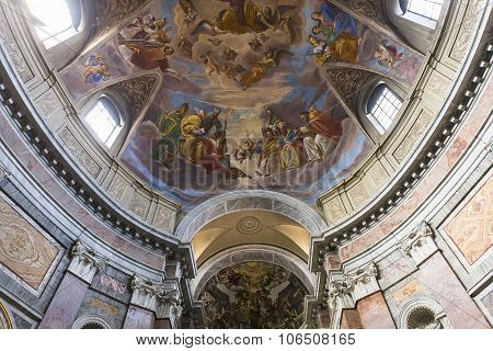 San Giacomo In Augusta Church, Rome, Italy