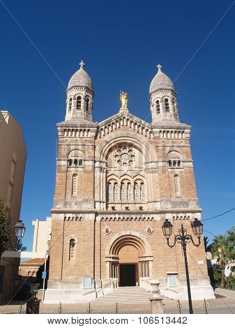 St Raphael Cathedral
