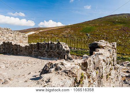 Wicklow Gap Ruin