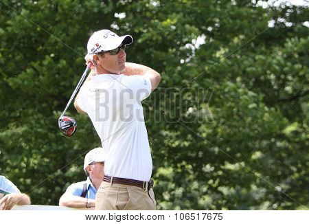 Nicolas Colsaerts  (bel) At  The Golf French Open 2015