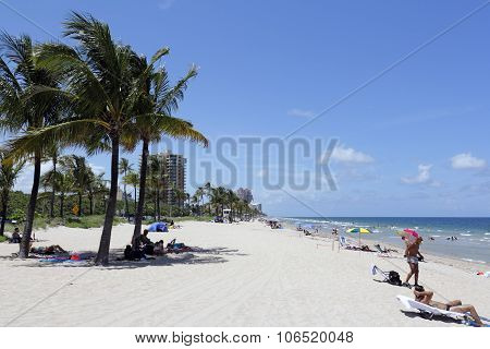 Fort Lauderdale Beach People