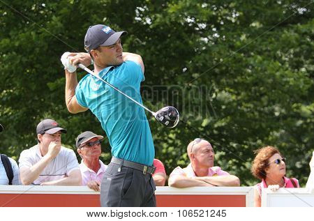 Martin Kaymer  (ger) At  The Golf French Open 2015
