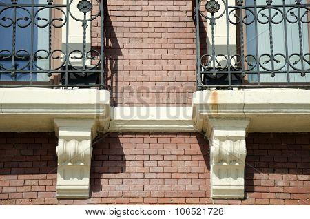 Detail of a facade 17