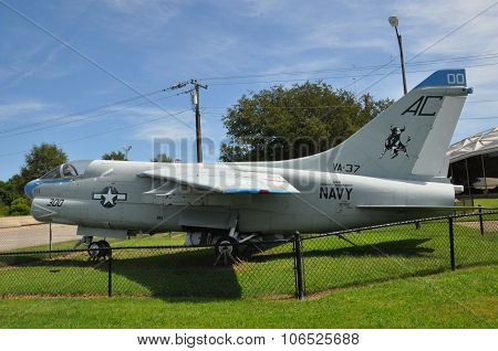 Air Power Park in Hampton, Virginia