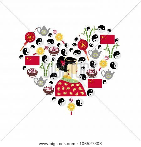 The Love China