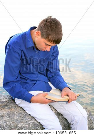 Young Man With A Book
