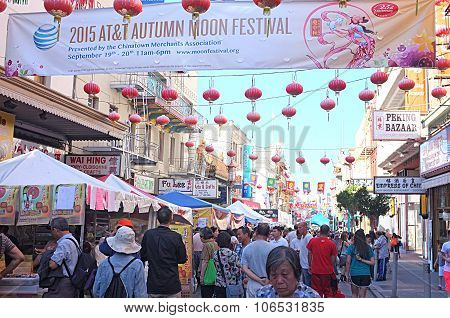 Chinatown Annual Autumn Moon Festival