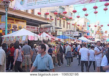 Chinatown Annual Autumn Moon Festival