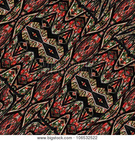 Ethnic Intricate Pattern