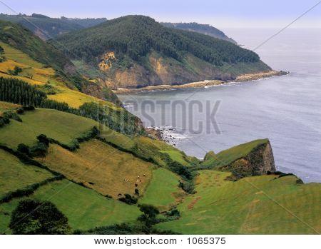 Asturias Coast Spain