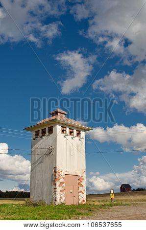Old Transmission Tower