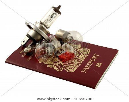 Spare Light Bulbs Mandatory Abroad