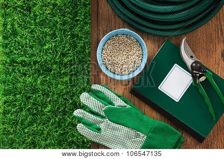 Farming And Gardening Tools