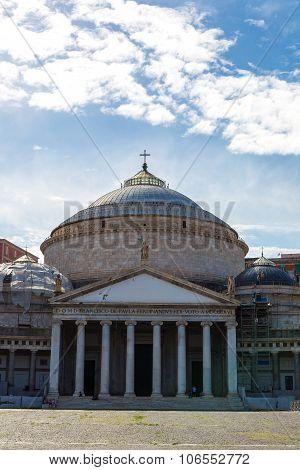 San Francesco Di Paola In Naples