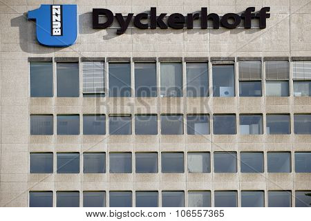 Cement manufacturer Dyckerhoff
