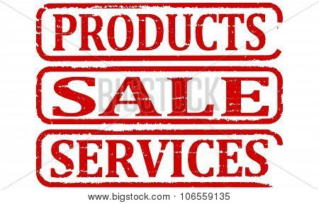 Red Stamps - Products, Sale, Services