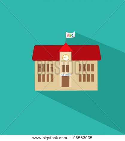 school house icon