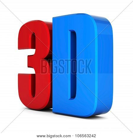 3D Metallic Logo