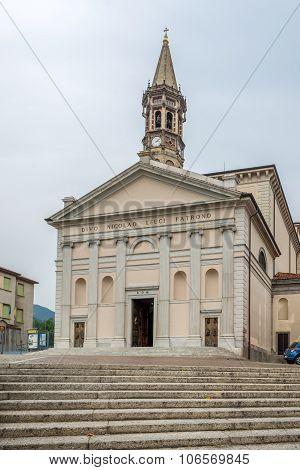 Basilica Di San Nicolo Of Lecco