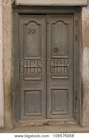 The Old Wooden Door, Background