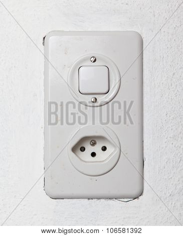 Ac Power Plug Wall Socket - Switzerland