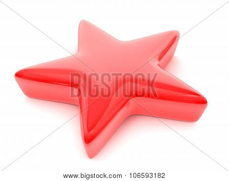 Balloon Star Symbol