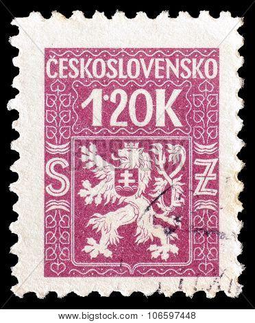 Czechoslovakia 1945