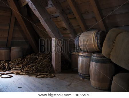 Louisbourg Barrels