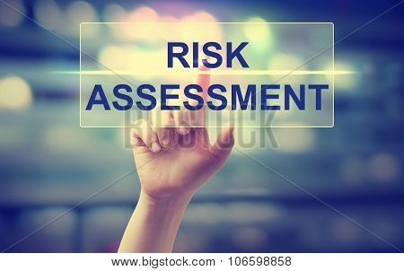 Hand Pressing Risk Assesment