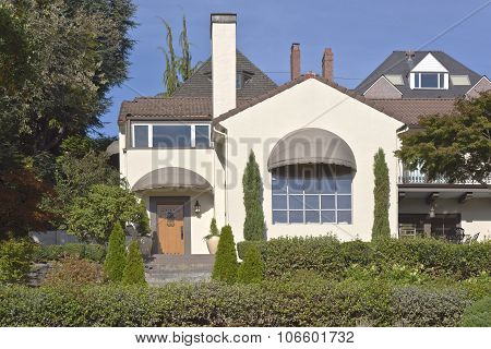 Residential Home In Queen Ann's Area Seattle Wa.