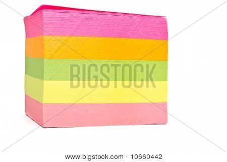 Sticky Note Block