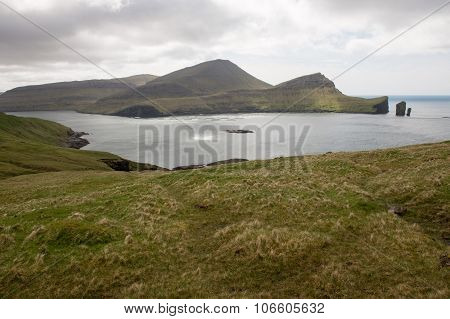 Cliffs On Vagar