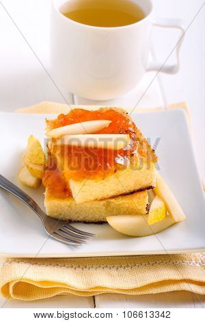 Cottage Cheese Squares