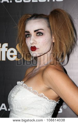 LOS ANGELES - OCT 29:  Rebecca Marshall at the Life & Style Weekly's