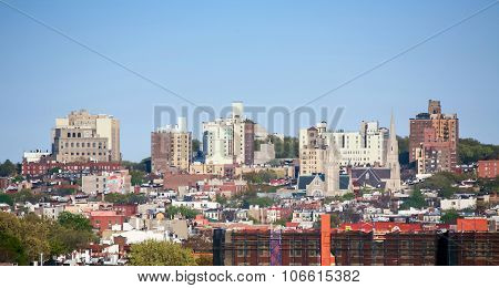 Brooklyn Cityscape